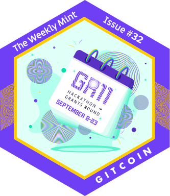 Gr11 Launch - Weekly Mint 32