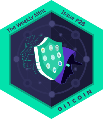 The Weekly Mint Issue #28