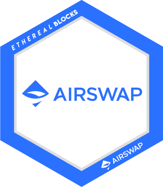 Airswap - Ethereal Blocks