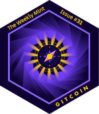 The Weekly Mint Issue #31
